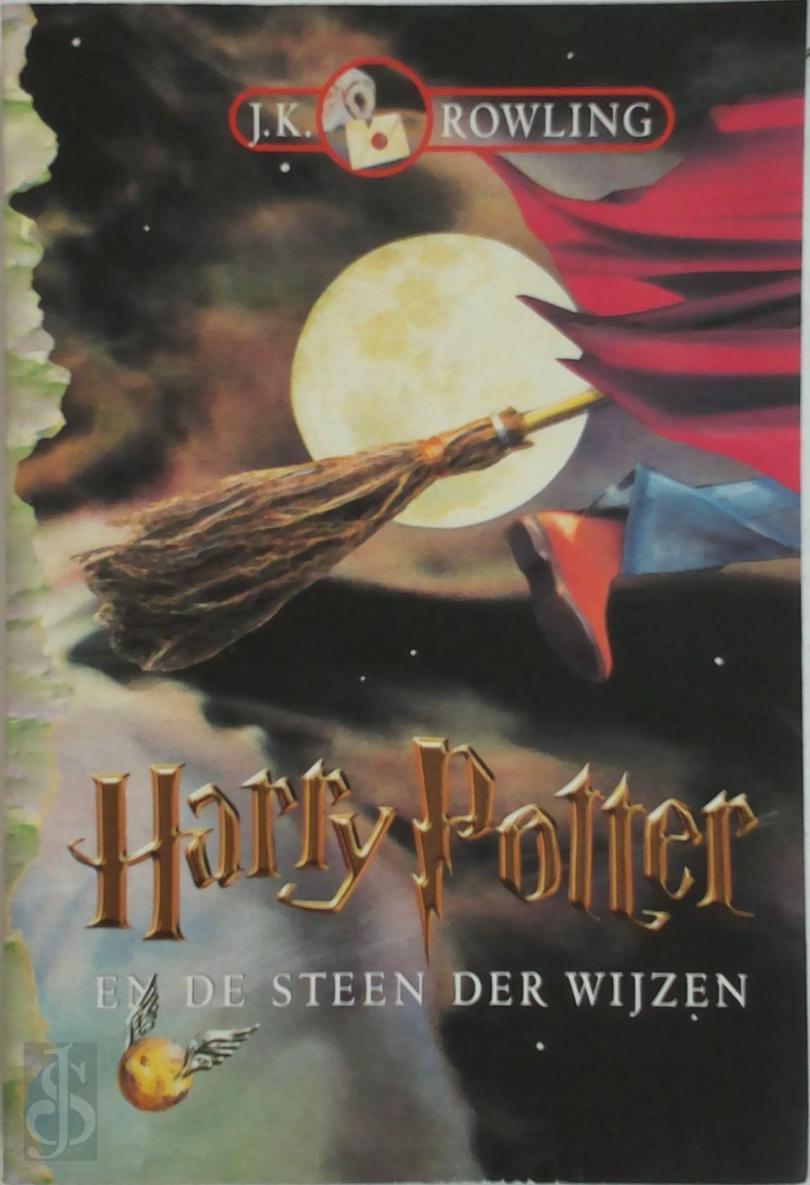 Harry Potter & de Steen der...