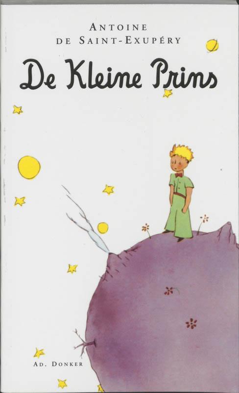 De Kleine Prins met tekenin...
