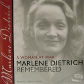 A Woman at War Marlene Diet...