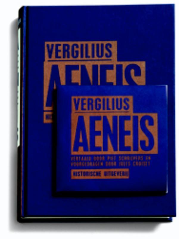 Vergilius - Aeneis + CD