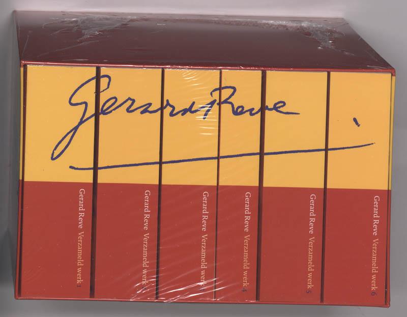 Gerard Reve - Verzameld werk