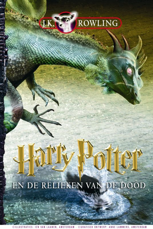 Harry Potter en de Relieken...