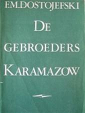 F.M. Dostojewski,  Amp, Marko Fondse - De gebroeders Karamazow