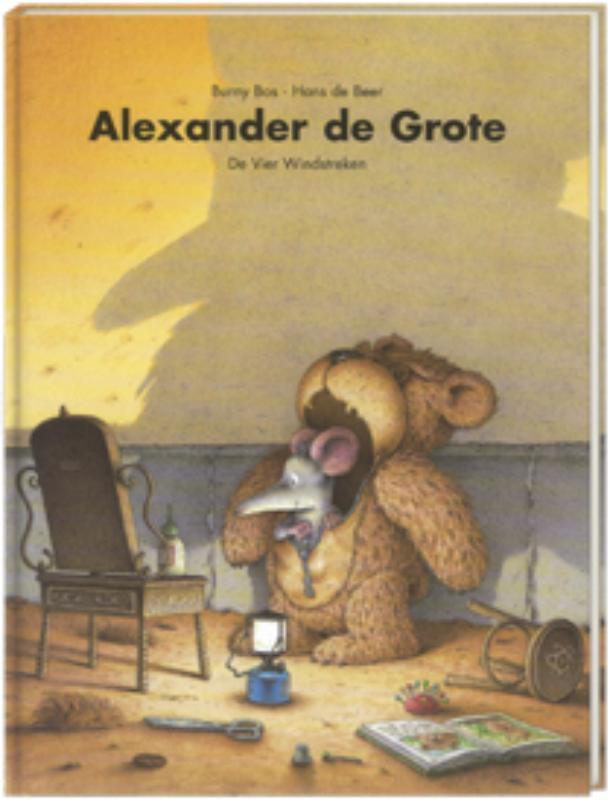 Burny Bos - Alexander de Grote