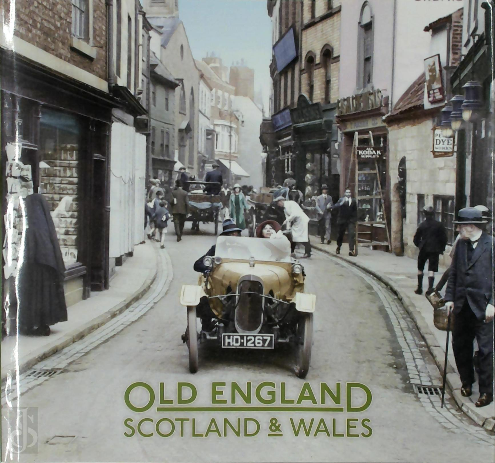 - Old England Scotland & Wales