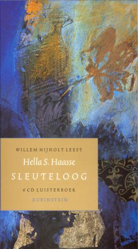 Hella S. Haasse - Sleuteloog - Luisterboek 6  CD Luisterboek Voorgelezen door Willem Nijholt
