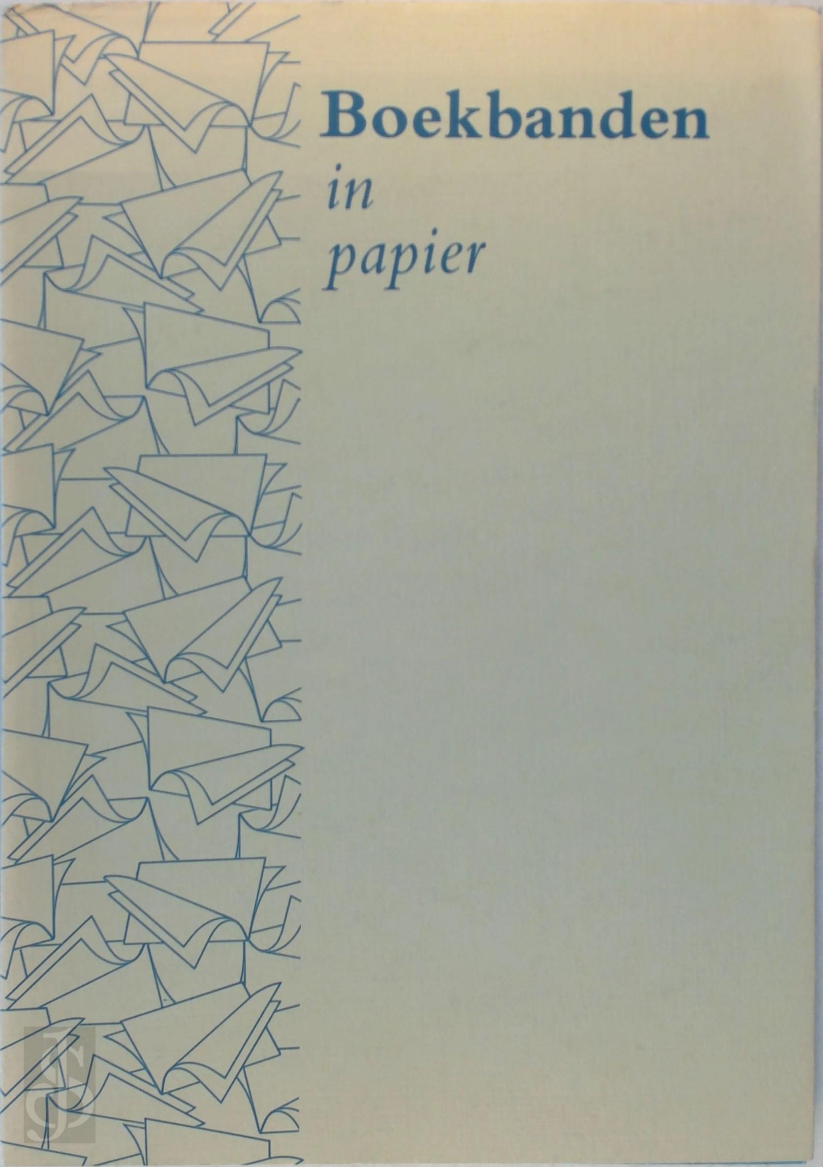 Boekbanden in papier nation...