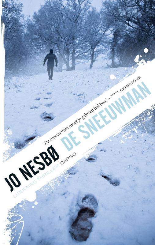 Jo Nesbø - De sneeuwman