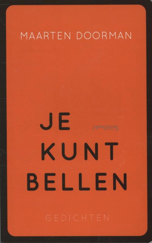 Maarten Doorman - Je kunt bellen gedichten