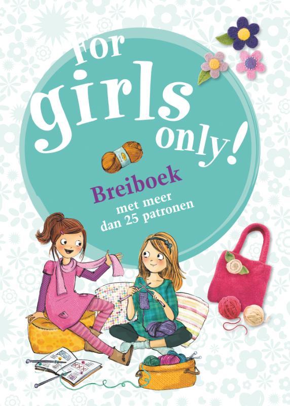 F. Watt - For girls only breiboek met meer dan 25 patronen