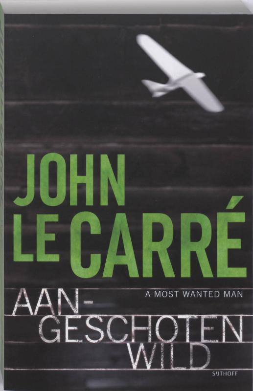 John Le Carre - Aangeschoten wild