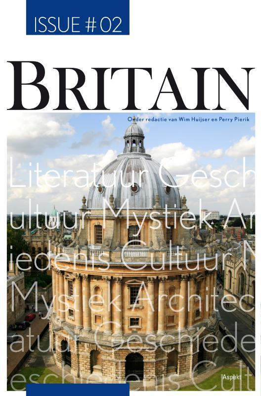 WIM HUIJSER, PERRY PIERIK - Britain. Issue 02
