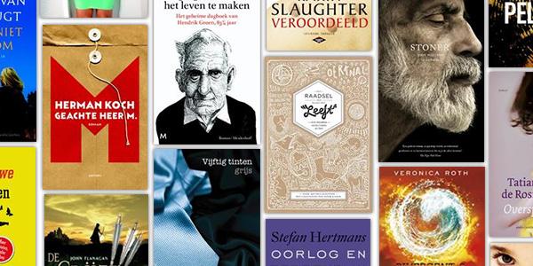 10 bestsellers boeken