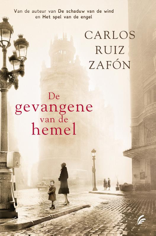 Carlos Ruiz Zafón - De gevangene van de hemel  dyslexie editie