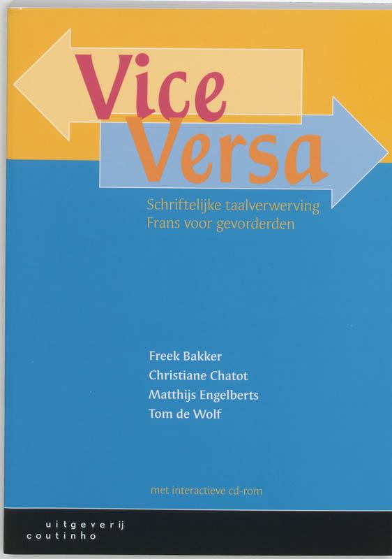 Vice versa + CD-ROM schrift...