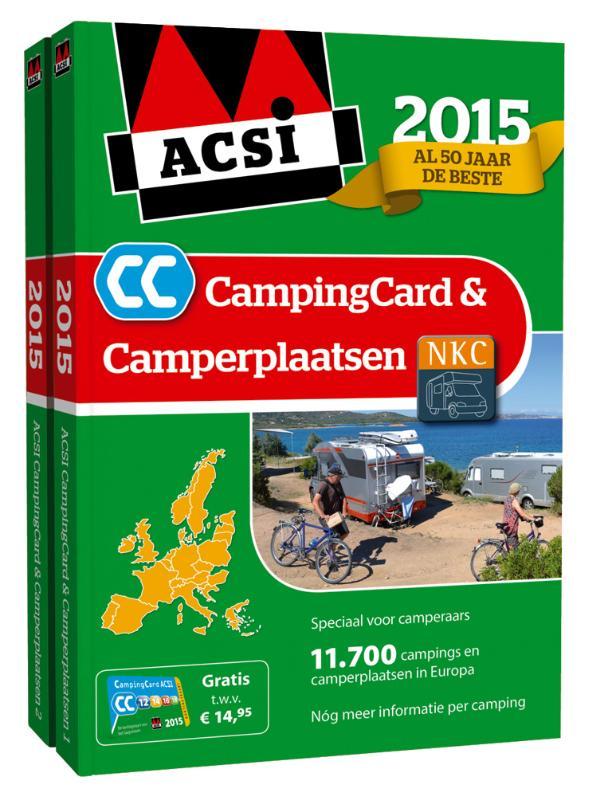 - ACSI CampingCard & Camperplaatsen 2015