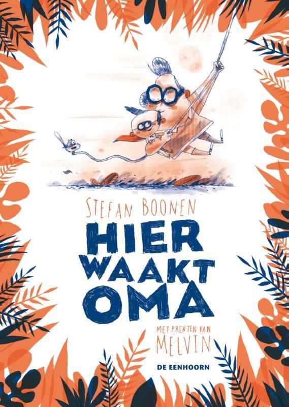 Stefan Boonen - Hier waakt oma