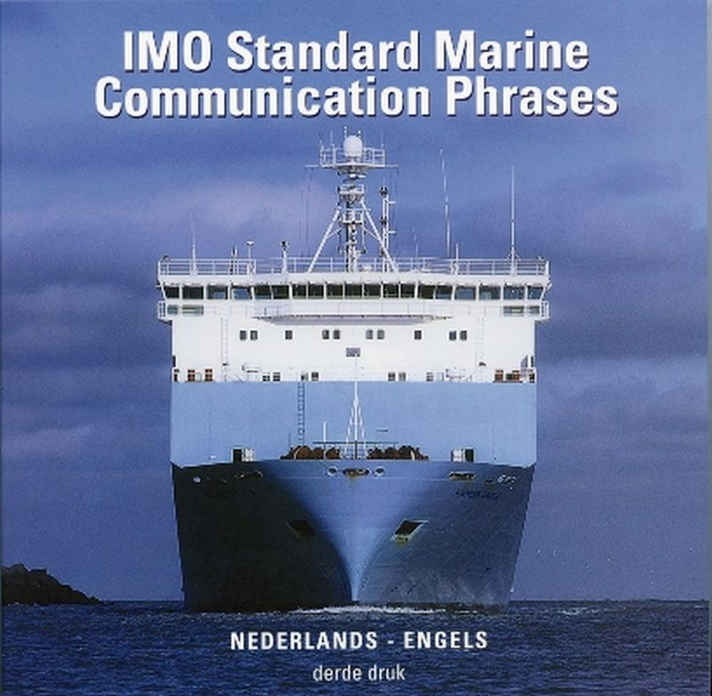 - IMO Marine Communication Phrases (SMCP) Nederlands-Engels