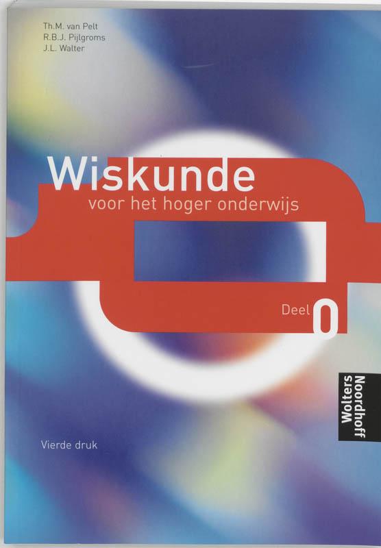 Th.M. van Pelt, R.B.J. Pijlgroms, J.L. Walter - 0