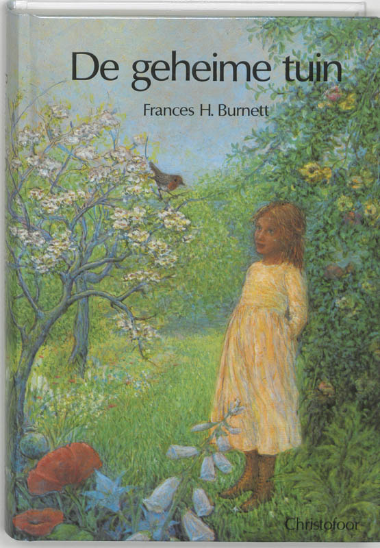 F. Hodgson Burnett, E. Veegens-Latorf - De geheime tuin