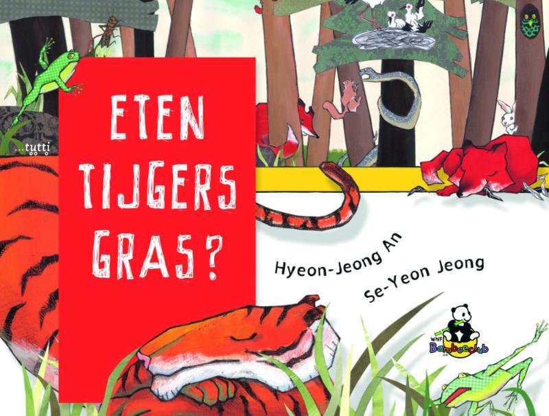 HYEON-JEONG AN - Eten tijgers gras?