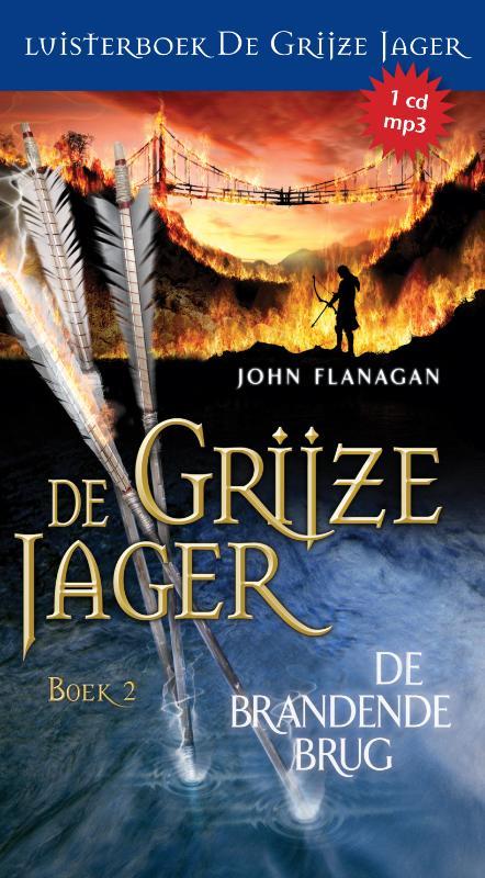 John Flanagan - De brandende brug