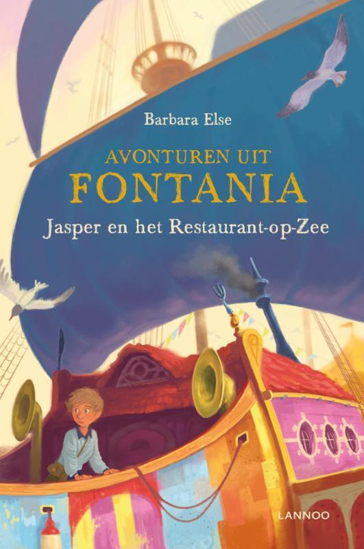 Avonturen uit Fontania Jasp...