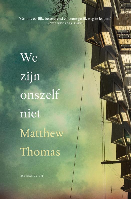 MATTHEW THOMAS - Wij zijn onszelf niet