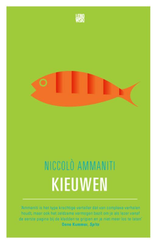 NICCOLÓ AMMANITI - Kieuwen