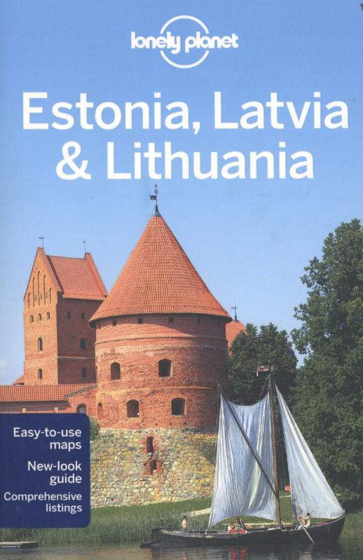 Lonely Planet Estonia Latvi...