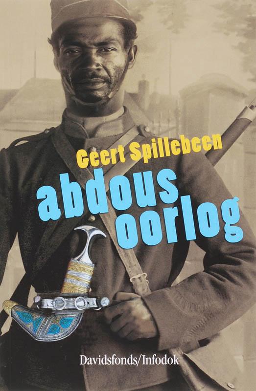 Geert Spillebeen - Abdou's oorlog