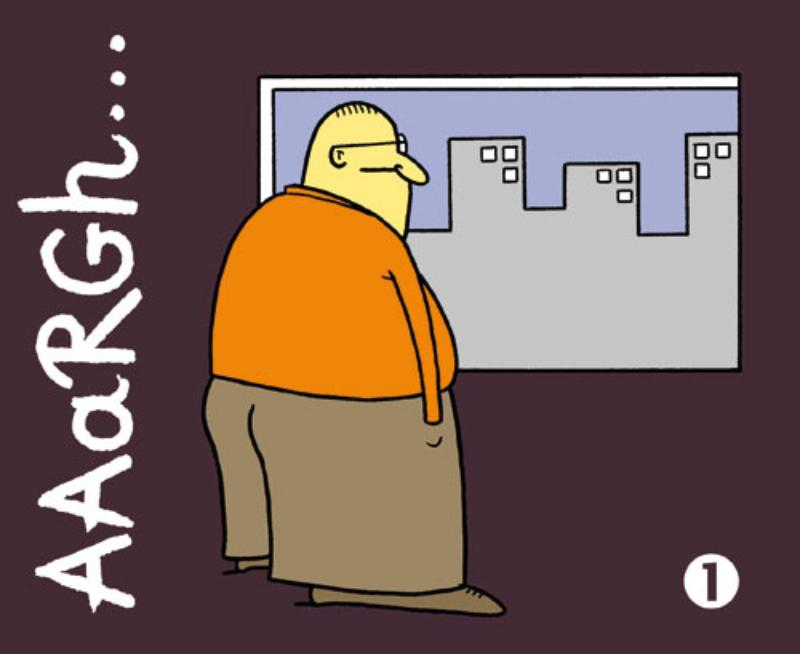 M. de Koninck - Aaargh / 1