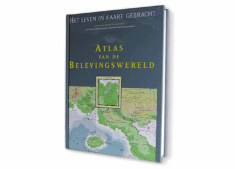 Louise van Swaaij,  Amp, Jean Klare,  Amp, Ilja Maso - Atlas van de belevingswereld het leven in kaart gebracht