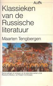 Maarten Tengbergen - Klassieken van de Russische literatuur