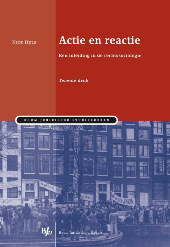 Nick Huls - Actie en reactie