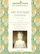 Flos Wildschut - Art Nouveau, Jugendstil gids voor Engeland, Schotland, Nederland, België, Spanje, Oostenrijk, Duitsland, Frankrijk, Tsjechoslowakije
