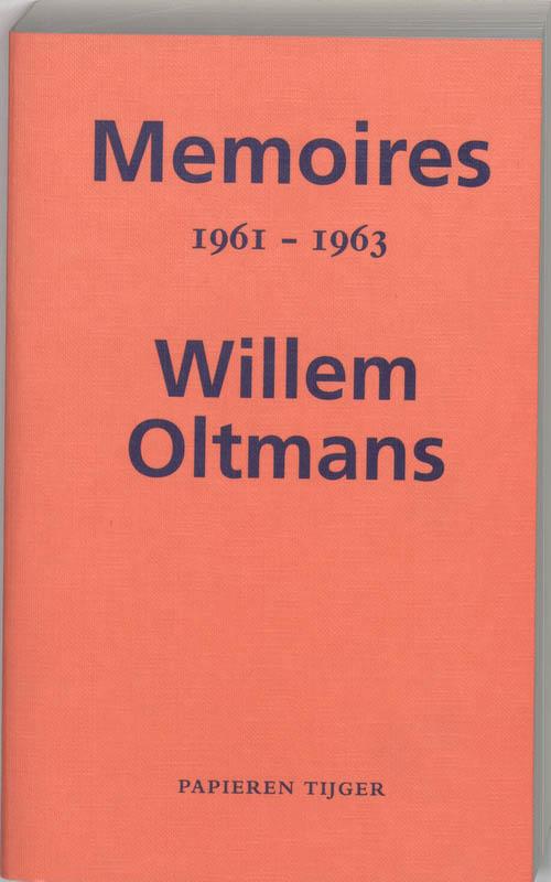 Willem Oltmans - 1961-1963