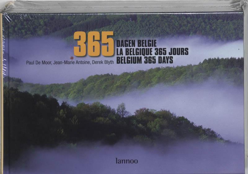 365 dagen Belgie plaatsen d...