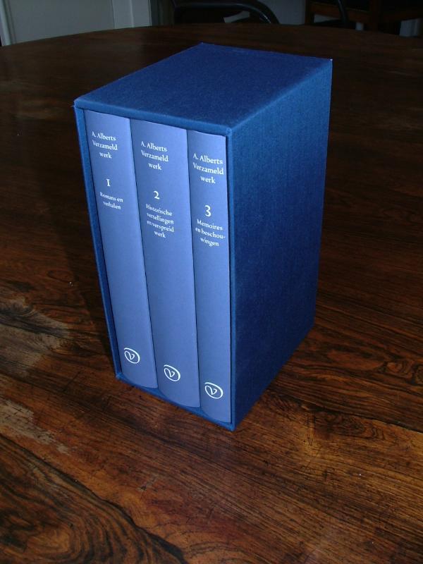 Verzameld werk set bevat: r...