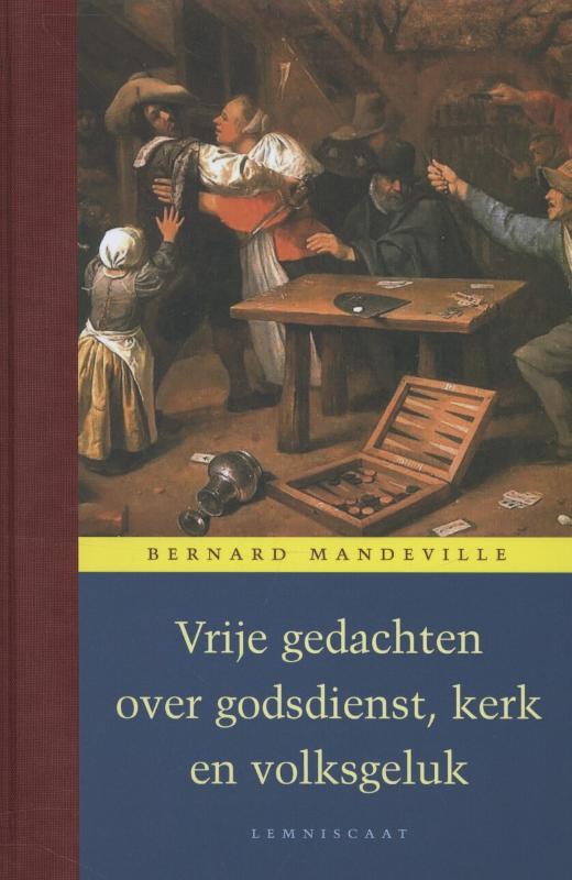 Bernard Mandeville - 5