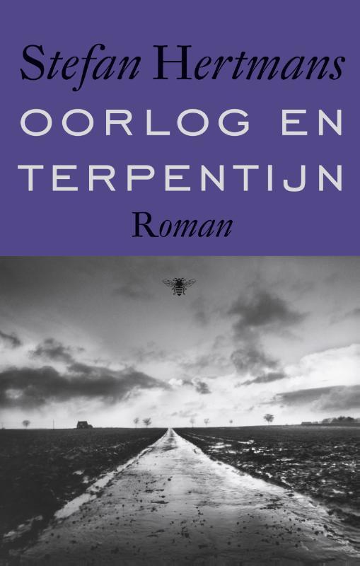 Oorlog en terpentijn roman