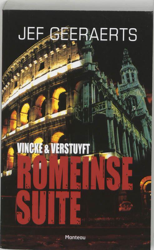 JEF GEERAERTS - Vincke & Verstuyft / Romeinse suite
