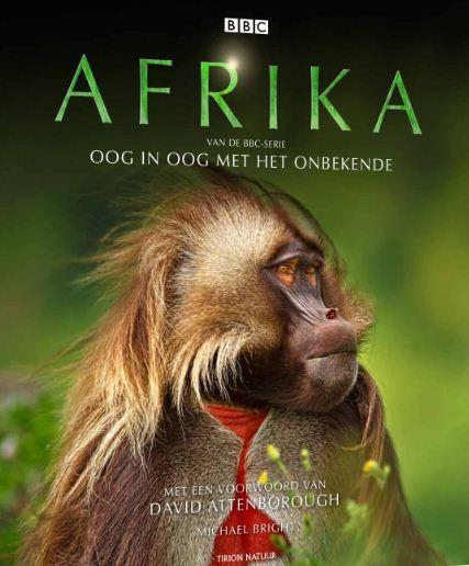 Michael Bright - Afrika oog in oog met het onbekende