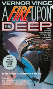 Vernor Vinge - A fire upon the deep