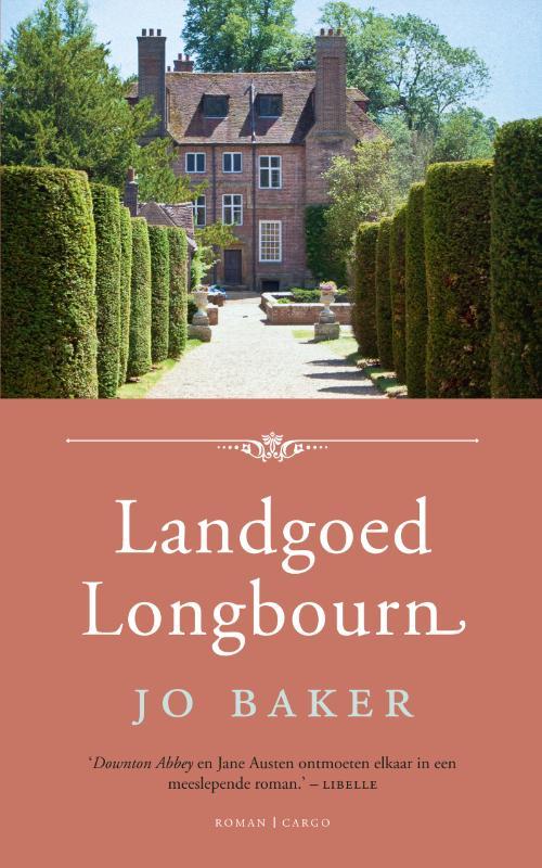 Jo Baker - Landgoed Longbourn