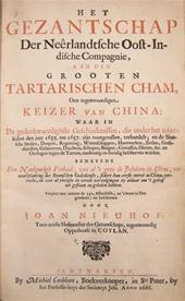 Johan Nieuhof - Het gezantschap der Neêrlandtsche Oost-Indische Compagnie, aan den grooten Tartarischen Cham, Den tegenwoordigen keizer van China.