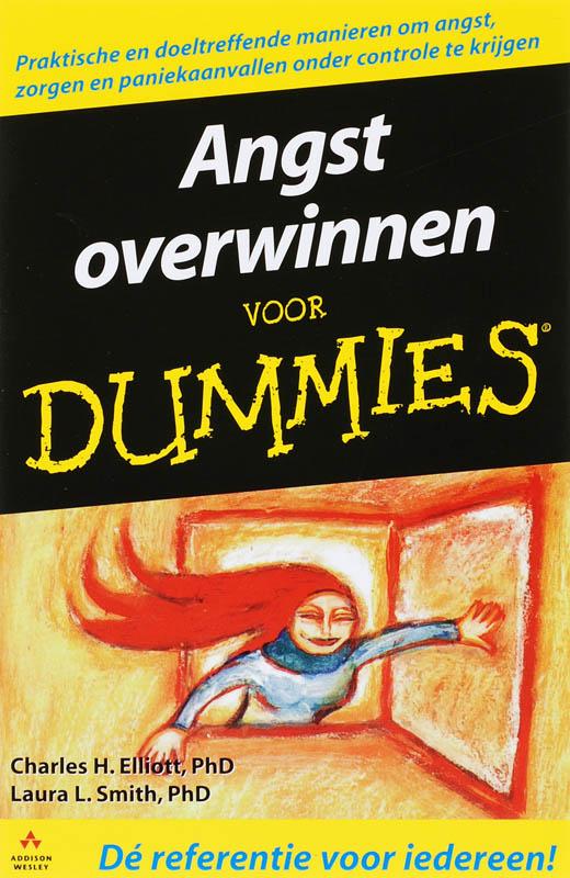Charles H. Elliott, Laura L. Smith - Angst overwinnen voor Dummies
