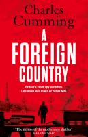 Charles Cumming - Foreign Country