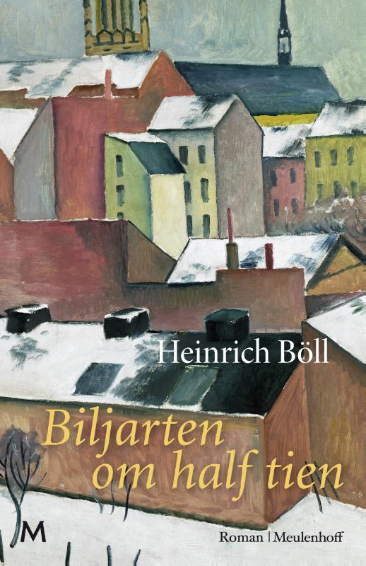 Heinrich Böll - Biljarten om half tien roman