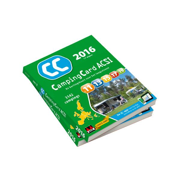 ACSI - CampingCard ACSI 2016